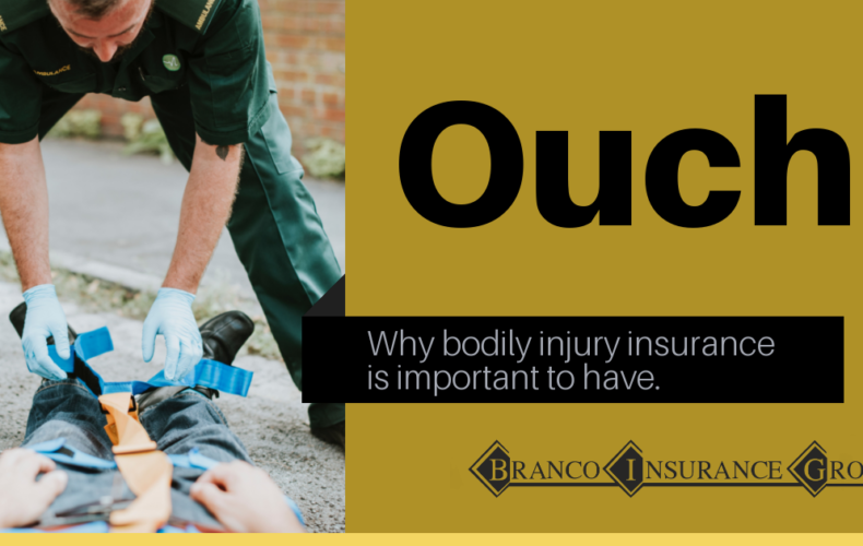 Ouch! Why Bodily Injury Insurance is Important